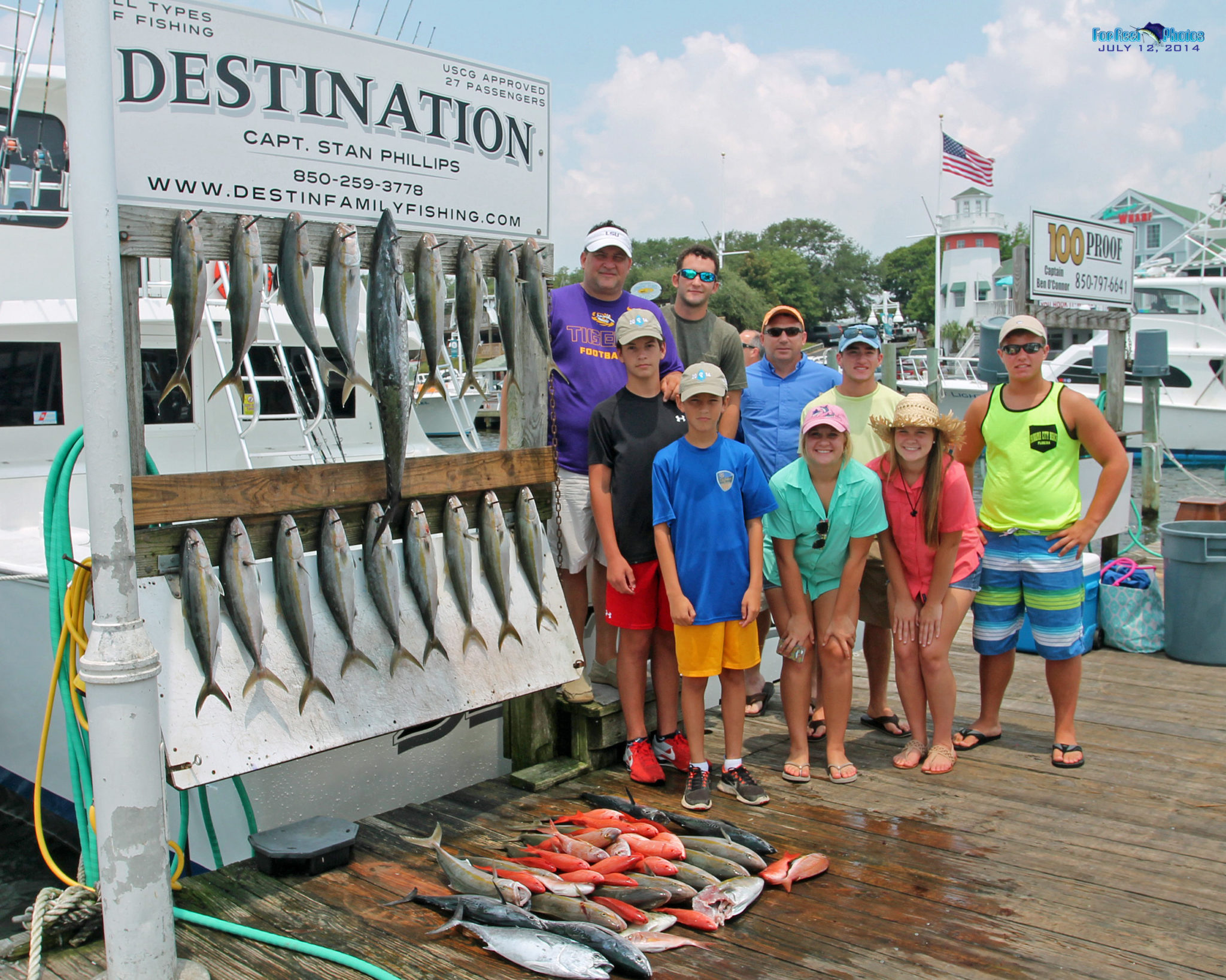 Destin fishing charters archives charter boat for Destin deep sea fishing