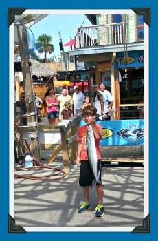 Destin Fishing Rodeo kids