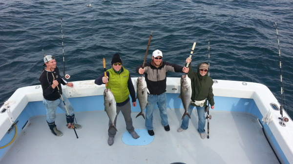 January fishing report charter boat destination for Destin florida fishing report