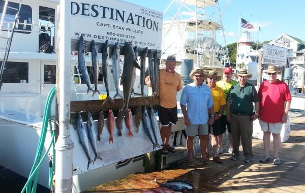 Destin Florida Cobia Fishing