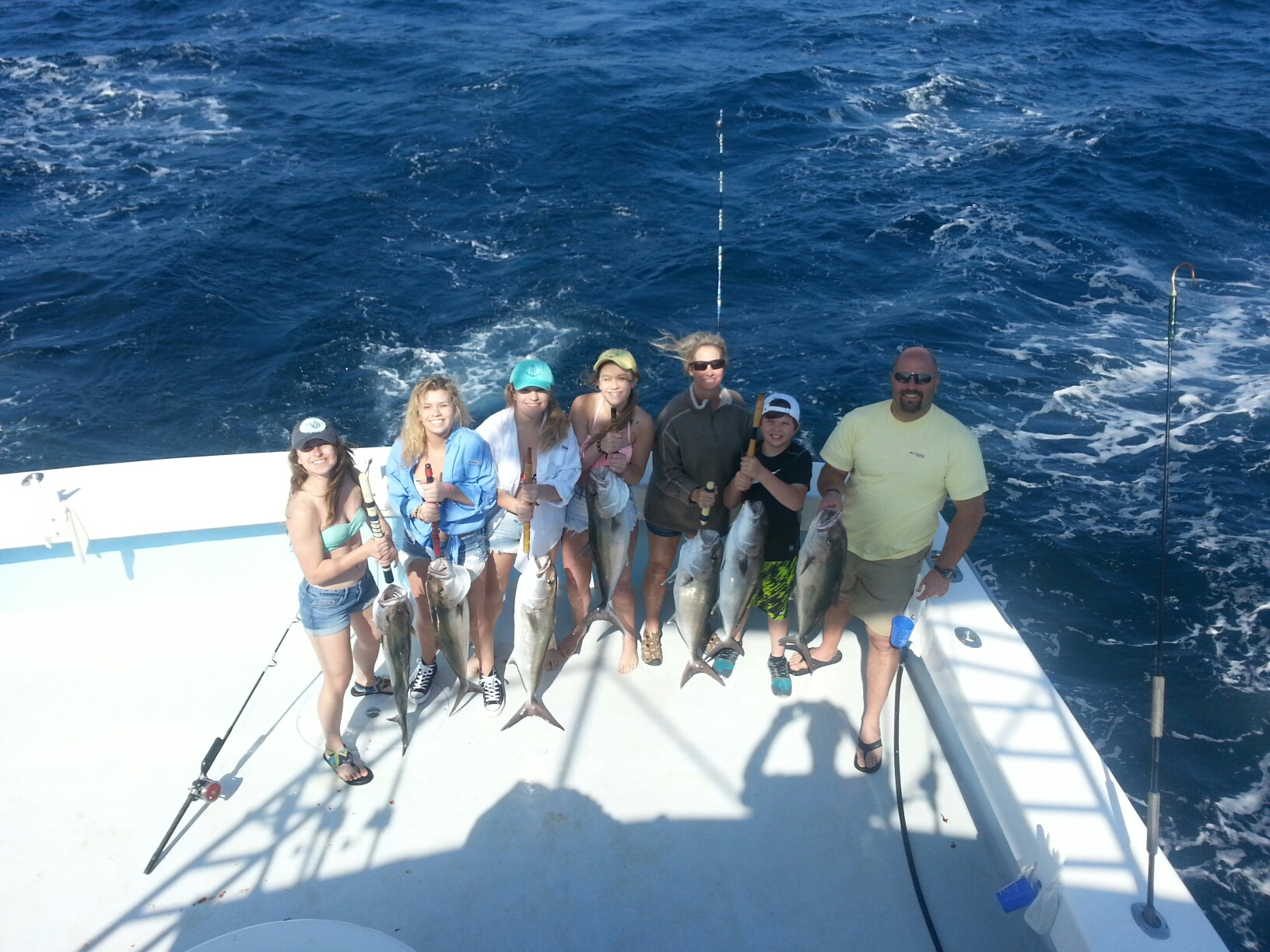 Charter boat destination charter boat destination for Fishing destin fl