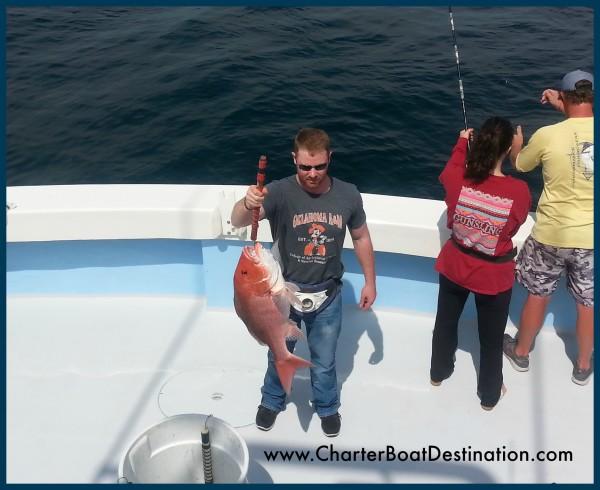 red snapper destin florida deep sea blog